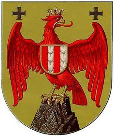 Arms of Burgenland, Austria