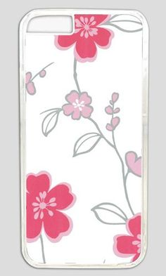 iphone 6 plus Case Noble Pink Flowers DIY Hard Shell Black Best Designed lovely case http://www.amazon.com/dp/B00Q9NTS3W/ref=cm_sw_r_pi_dp_48kOub08371C1