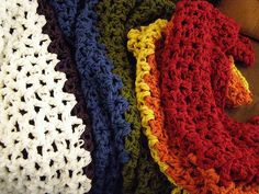 92 Best Crochet Star Amp Round Afghans Images On Pinterest