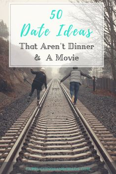 50 Date Ideas That Aren't Dinner & A Movie -