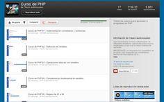 Vídeo tutoriales gratuitos de HTML y PHP