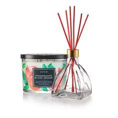 Pomegranate Blood Orange #fragrance #candles https://www.avon.com/?s=ShopTab&rep=tseagraves