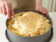 Apfel-Walnuss-Kuchen - Schritt 6: