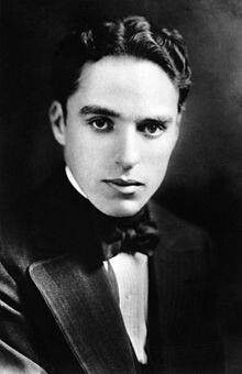 Charlie Chaplin is a famous silent film actor. he also made movies of his own. they ranged in the genre of comedy and were mainly acted out upon in very outrageous forms of body language. this was because the entire film had no dialogue. when the form of talkies movies started to become in full swing Chaplin went down the drain.
