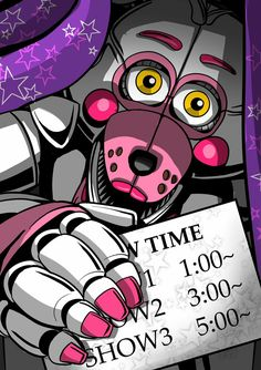 2018 absurd_res animatronic canine digital_media_(artwork) five_nights_at_freddy's fox funtime_foxy_(fnafsl) hi_res machine mammal robot simple_background sister_location video_games Fnaf Coloring Pages, Foxy And Mangle, Fnaf 5, Fnaf Wallpapers, Freddy 's, Fnaf Characters, Funtime Foxy, Fnaf Sister Location, Fnaf Drawings