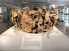 Risultati immagini per Funnel vase, from Canosa, Rogers Fund,