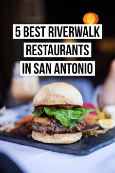 The five best San Antonio Riverwalk restaurants (that aren't tourist traps) in one of the most unique places in the country. The five best San Antonio Riverwalk restaurants (that aren't tourist traps) in one of the most unique places in the country. Texas Vacations, Texas Roadtrip, Texas Travel, Family Vacations, Travel Europe, Usa Travel, Dream Vacations, San Antonio Riverwalk Restaurants, San Antonio Things To Do
