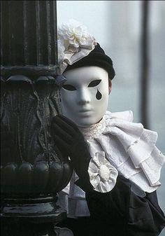 Venice Pierrot