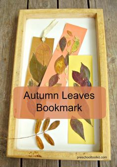 Autumn Leaves Bookma