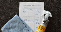 Wondering how to do spring cleaning fast? Here are my best hacks to spring clean faster. This post is sponsored by The Chemical Guys. It has been a long winter here in New York, and we have spent so much time at home over the last year due to COVID-19. I am so ready forContinue Reading Cleaning Games, Speed Cleaning, Daily Cleaning, Spring Cleaning Checklist, Crawling Baby, Specific Goals, Long Winter, Work From Home Moms, Mold And Mildew