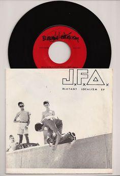 """JFA - 7"""" 1981"""