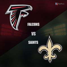 The Falcons and the Saints are going head-to-head tonight! Comment who you think is going to win for a chance to enter our foam sign giveaway!  #mnf #giveaway #fanfave #falcons #saints #nfl #rivals #whodat #atlanta #division #nfc