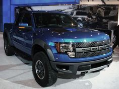 Ford F150 Raptor...the truck i want!!