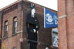 Street Story, Williamsburg Brooklyn, May 2012