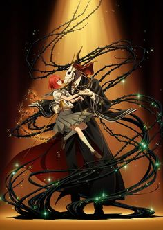 The Ancient Magus' Bride TV Anime's 3rd Promo Video Previews JUNNA's Theme Song - News - Anime News Network