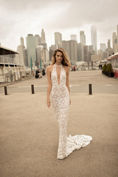 World Exclusive: Berta Wedding Dress Collection 2018 Wedding Dresses 2018, Bridal Dresses, Bridal Collection, Dress Collection, Spring Collection, Berta Bridal, Backless Wedding, Trends 2018, Spring Dresses