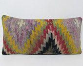 kilim pillow bohemian design lumbar pillow tapestry pillow case indie fabric rustic fabric floor pillow sham kilim floor cushion cover 26063