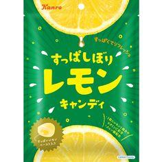 すっぱしぼりレモンキャンディ