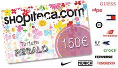 Consigue un vale de 150€ para comprar en shopiteca.com #SorteosActivos #Sorteamus Sorteo por @shopiteca