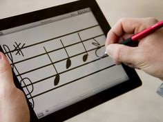 For music educators I know: The Ultimate Music Notation App by ThinkMusic Technology, via Kickstarter.