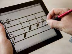 ThinkMusic iPad App - The Ultimate Music Notation App by ThinkMusic Technology, via Kickstarter.