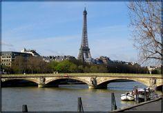 parijsmijnstad | Pont d'Alma Parijs