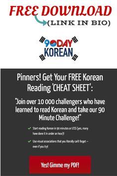 Learn Korean Twice as Fast with PDF - KoreanClass101.com