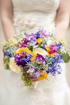 Bright & Brilliant Bouquet