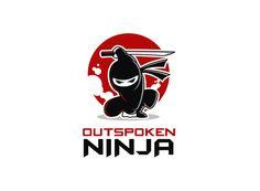 ninja needed for our outspoken logo by Benjo007