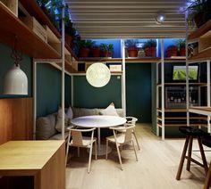 Restaurant:  Fastvinic by Alfons Tost in Barcelona Spain