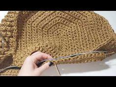 Crochet Bag Tutorials, Crochet Projects, Crochet Patterns, Crochet Handbags, Purses And Bags, Reusable Tote Bags, Michael Kors, Wallet, Knitting