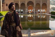 Rodaje en la Alhambra