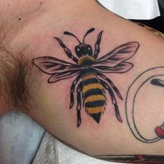 Image result for tattoos BEE