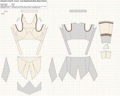 AC3 - Connor - Coat (Sophisticated Body Shape) by Trujin on deviantART