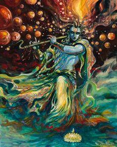 lord shiva by abhishek singh Lord Krishna Images, Radha Krishna Pictures, Buddha Painting, Krishna Painting, Arte Krishna, Krishna Radha, Krishna Bilder, Lord Krishna Wallpapers, Hanuman Wallpaper