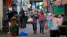 London's demography: Gentrification blues   The Economist