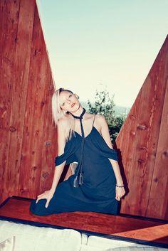 """Follow Me"" Pyper America Smith for Air France Madame 2016"