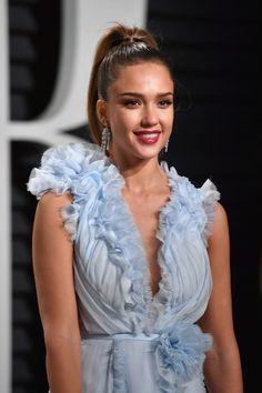 Így szexizik az Oscar-partin Jessica Alba
