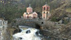 Crkva sv. Jovana krstitelja, Bele Vode - Mokra gora, Srbija