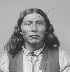 Taza (the son of Cochise) - Chiricahua Apache - before 1876