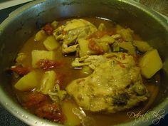 Yemenite ChickenSoup