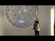 ADA - Analog Interactive Installation Kinetic sculpture by Karina Smigla-Bobinski
