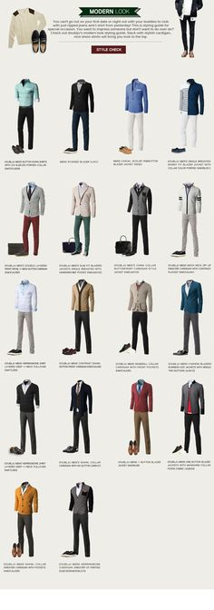 Daily Looks for HIM | Clothing | Pinterest