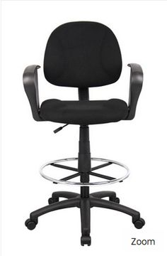 Boss Drafting & Medical Stools B1617. Contoured back and seat help to relieve back-strain. $157.64 #FreeShipping http://ergoba.cc/1B4xLmm