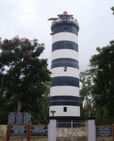 Lighthouses of India: West Bengal, Orissa, and Andhra Pradesh, Dariapur