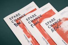 Spare Change News Editorial & Web Design