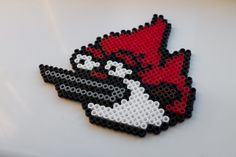 Margaret Regular Show perler bead character by RoxsBox on Etsy