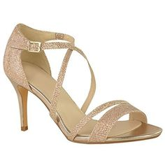 Fashion Thirsty Womens Low Kitten Heel Strappy Sandals Party Prom Wedding Diamante Shoes Size ** Find out more about the great product at the image link. (This is an affiliate link) Bridal Wedding Shoes, Blue Wedding Shoes, Sparkly Sandals, Strappy Sandals, Heeled Sandals, Bridesmaid Shoes, Prom Shoes, Dress Sandals, Women's Shoes Sandals