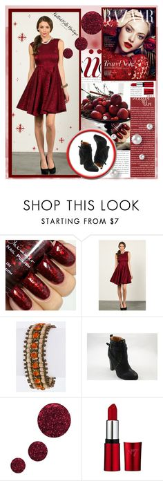 """knittedbelleboutique 4"" by almedina-bojic ❤ liked on Polyvore featuring Aime and Topshop"