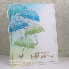 KarrenJ - Stamping Stuff: Brighter Days